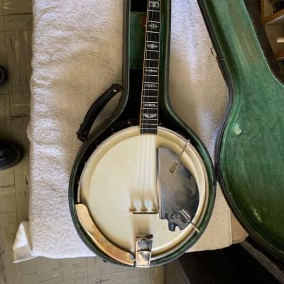 Vintage La Scala Tenor Banjo for sale
