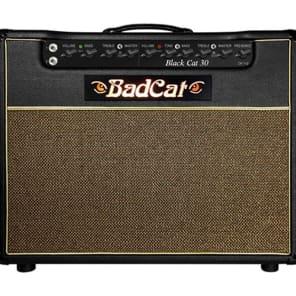 """Bad Cat Black Cat 30 30-Watt 1x12"""" Guitar Combo"""