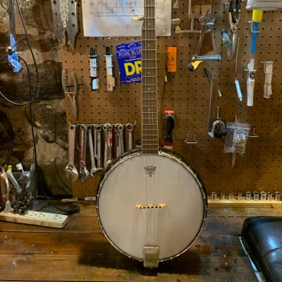 Harmony  Banjo 5 string  with video for sale