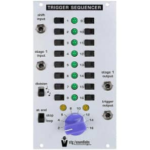 STG Soundlabs Graphic Sequencer