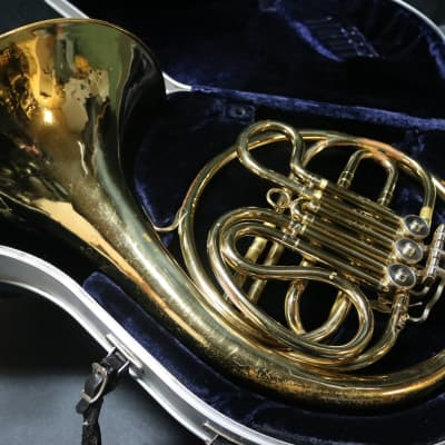 Conn Single French Horn