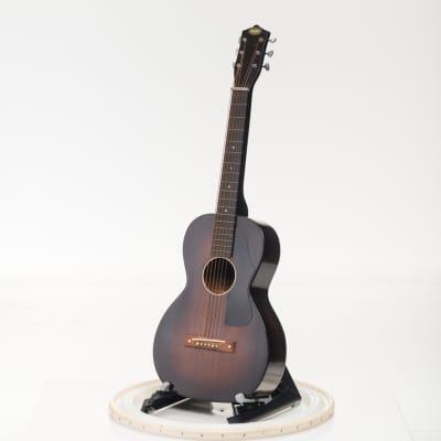 Oahu / Regal Solid Mahogany Lap Slide Guitar 1935 Dark Burst