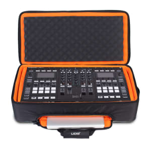 UDG U9104BL/OR Ultimate MIDI Controller Backpack MK2 - Large