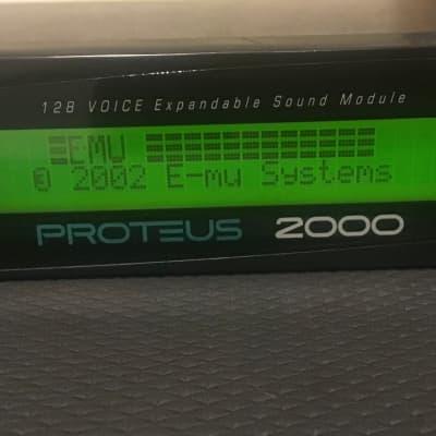 EMU Proteus 2000
