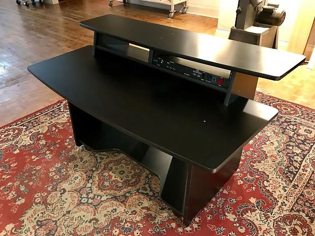 Omnirax Presto 4 Studio Desk Keyboard Station Furniture