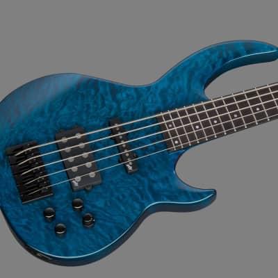 ESP Ltd BB-1005 Bunny Brunel Signature 2019 Aqua Blue