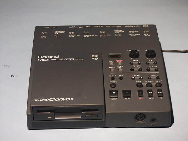 Roland midi player sd-35 manual meat