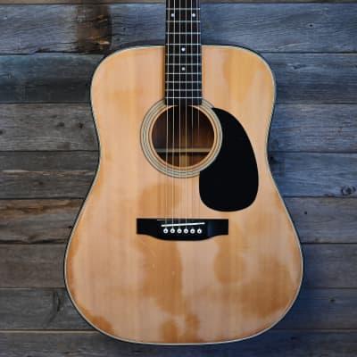 (7108) Sigma DM-5 1982-1984 Acoustic Guitar for sale