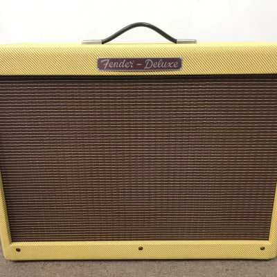 "Fender Hot Rod Deluxe 112 Enclosure 80-Watt 1x12"" Guitar Speaker Cabinet Aplifier"