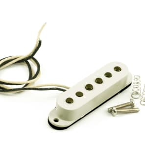 Kent Armstrong VINTAGE 54  SINGLE COIL pickup white MIDDLE position TVST54M for sale