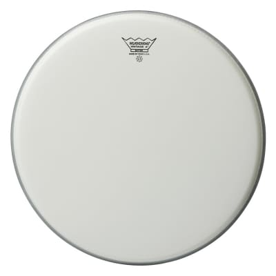 Remo VA-0113-00 13 Inch Vintage Coated Ambassador Drum Head