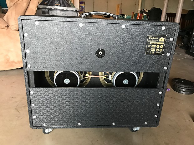 bogner bogner 2x12 oversized open back guitar speaker reverb. Black Bedroom Furniture Sets. Home Design Ideas