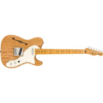 Fender American Original '60s Telecaster Thinline Maple Fingerboard, Aged Natural for sale