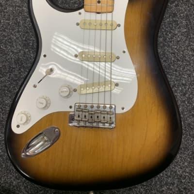 Rare LH Fender American Vintage '57 Stratocaster 2006 left handed Electric Guitar for sale