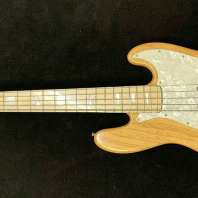 Performance YB-5 Natural Pearl 5 String Bass for sale