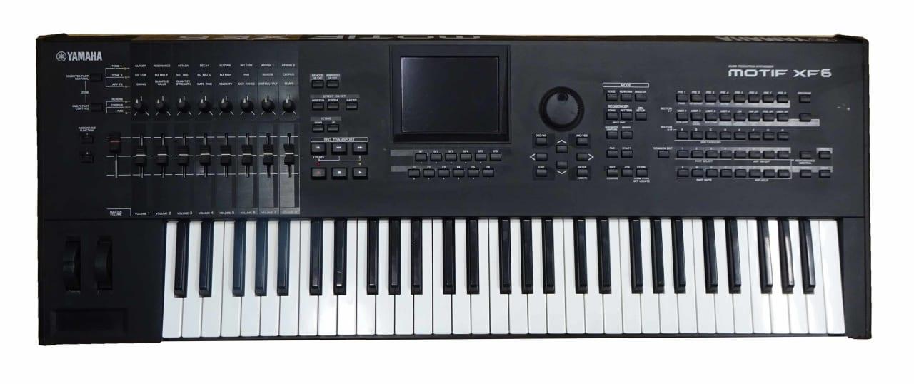 Yamaha Motif  End Caps