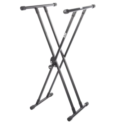 On Stage Stands Bullet Nose Keyboard Stand w/Lok-Tight