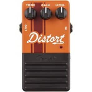 FENDER DISTORTION PEDAL for sale