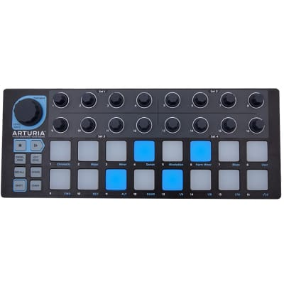 Arturia Midi Controller - Black Edition BEATSTEPBK