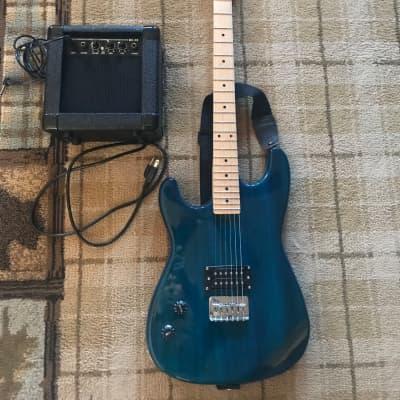 Davison Electric Blue for sale