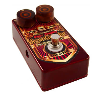 """Lounsberry Pedals Handwired Point-to-Point """"Organ Grinder"""""""