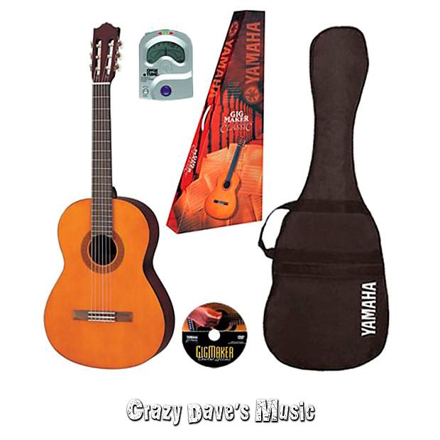 Yamaha Gigmaker Acoustic Guitar