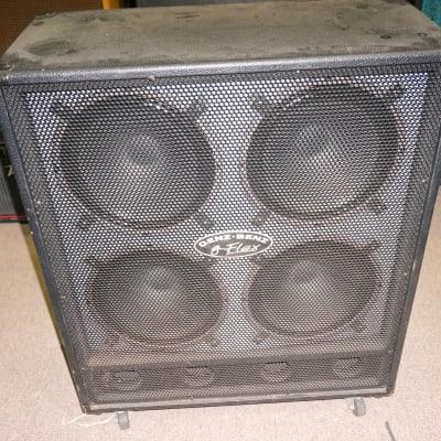 Genz Benz G-Flex GB 412GFLEX 4x12 Guitar Speaker Cabinet for sale
