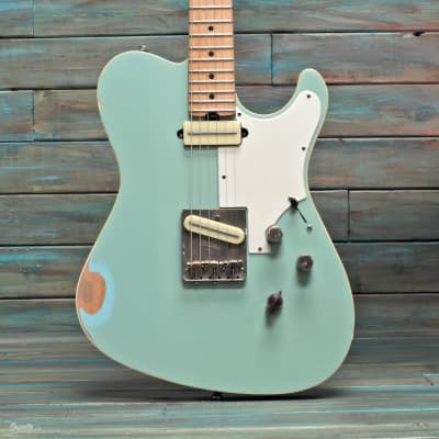 Asher T-Deluxe Vintage Series 2019 Daphne Blue New From Authorized Dealer for sale