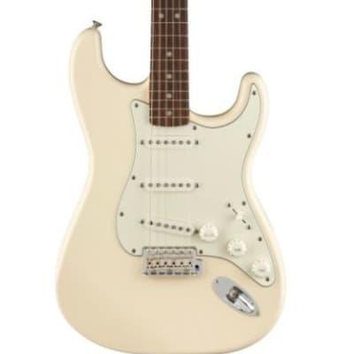 Fender Albert Hammond Jr. Sig. Strat, RW FB, Olympic White
