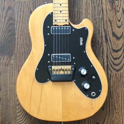 1970's Ovation Viper 1271 Natural for sale