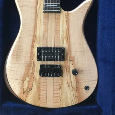 Fodera Emperor Custom Monarch Elite 6 String Electric Guitar. RARE! for sale