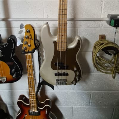 Fender Precision Special 2010 Pearl White 60th Anniversary model for sale