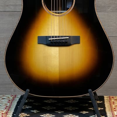 Bedell Coffee House Dreadnought Acoustic Guitar - Espresso Burst Gloss for sale