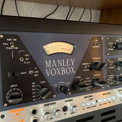 MANLEY VoxBox-FLAWLESS