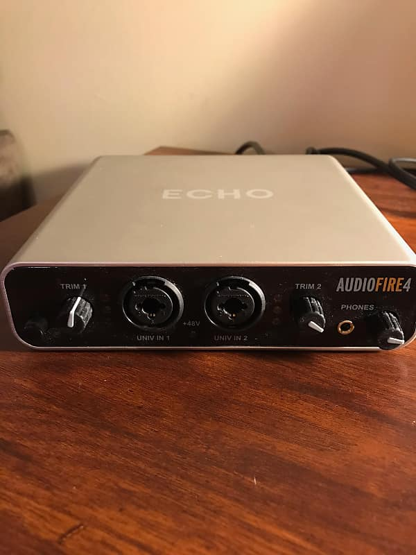 ECHO DIGITAL AUDIOFIRE 4 WINDOWS 8 X64