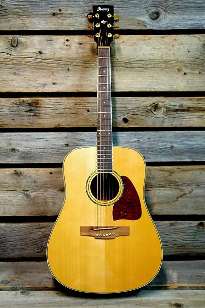 ibanez artwood aw800rnt acoustic guitar reverb. Black Bedroom Furniture Sets. Home Design Ideas