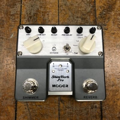 Mooer ShimVerb Pro Reverb Late 2010s w/Packaging