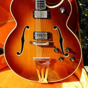 Gibson Super 400 Sunburst 1968