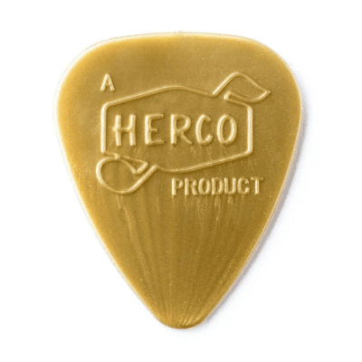 Dunlop HEV210P Herco Nylon Vintage '66 Light Guitar Picks (6-Pack)