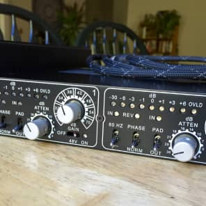 NPNG DMP-2NW 2-Channel Microphone Preamp