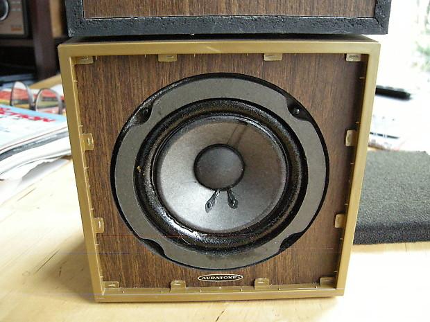 Auratone 5c Super Sound Cube Reverb