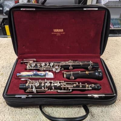 Yamaha YOB-411 Oboe w/ Case and Original box