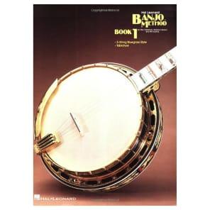 Hal Leonard Banjo Method - Book 1 - 2nd Edition: For 5-String Banjo
