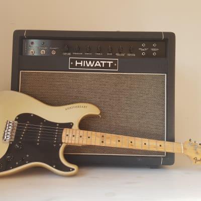 Fender 25th Anniversary Stratocaster 1979 Silver for sale