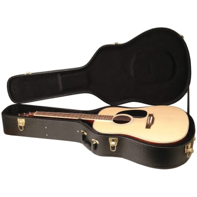On-Stage GCA5000B Acoustic Guitar Case for 12-String Guitars