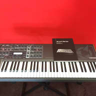 Access Virus TI2 synth with 2 years warranty