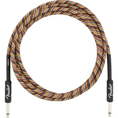 Fender Festival Straight / Straight TS Hemp Instrument Cable - 10'
