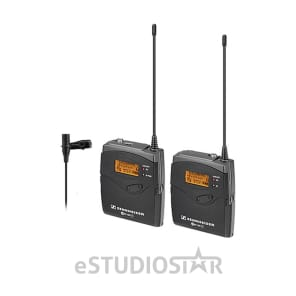 Sennheiser EW112PG3 Wireless Lavalier Microphone Set - B Band (626-668 MHz)