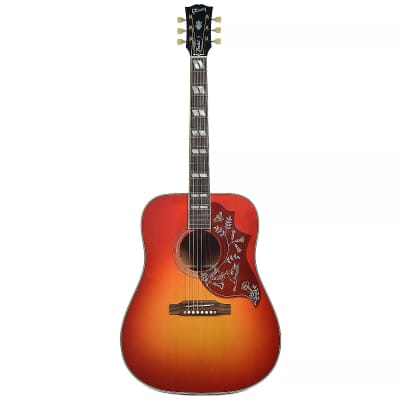 Gibson Hummingbird Red Spruce 2016