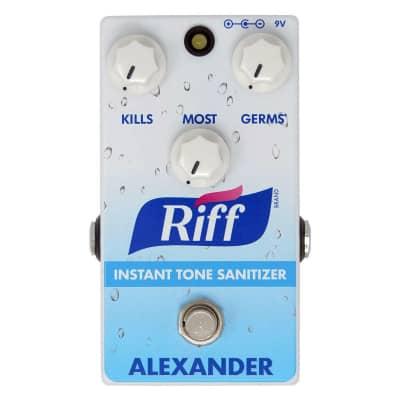 Alexander Pedals Riff Instant Tone Sanitizer